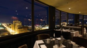 The Rotating Restaurant In Minnesota That Offers Incredible 360 Degree Views