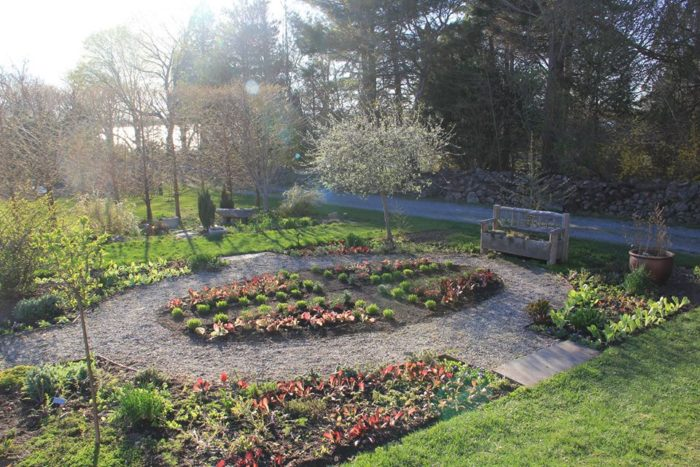 This Secret Garden Hike At Blithewold Mansion And Gardens In Rhode Island