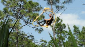 The Canopy Ride In Florida That Will Make Your Stomach Drop
