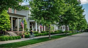 This Might Just Be The Absolute Most Perfect Neighborhood In Kentucky