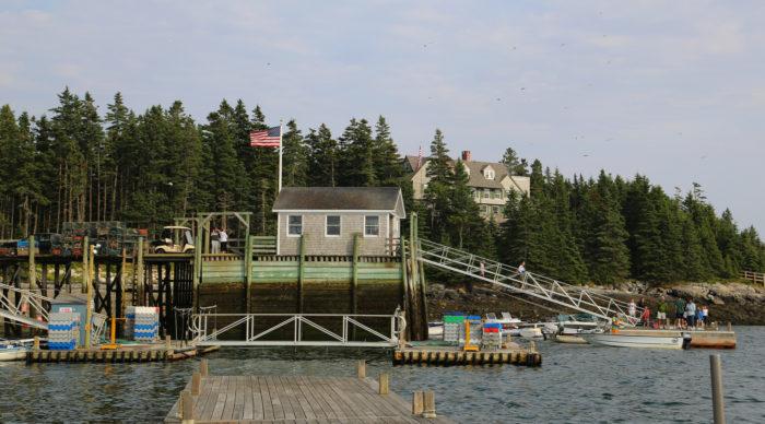 Little Cranberry Island Ferry