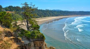 A Trip To This Fossil Beach In Oregon Is An Adventure Like No Other