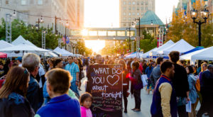There's Nothing Quite Like This Unique Moonlight Market In Milwaukee