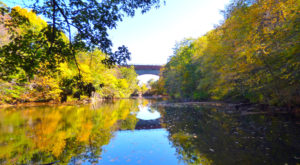 The Beautiful Bridge Hike In Massachusetts That Will Completely Mesmerize You