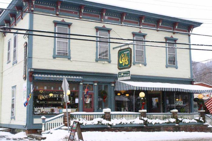 Rochester Cafe Vt Menu