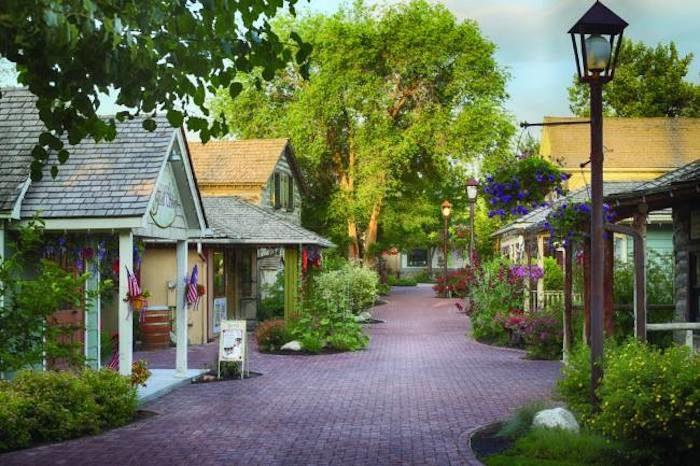Cottage Retreat Spa Salon In Gardner Village