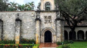 There's A Monastery Hidden Near The Ocean In Florida And You'll Want To Visit