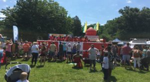 It's Not Spring Until You Attend The Sweetest Strawberry Festival In Virginia