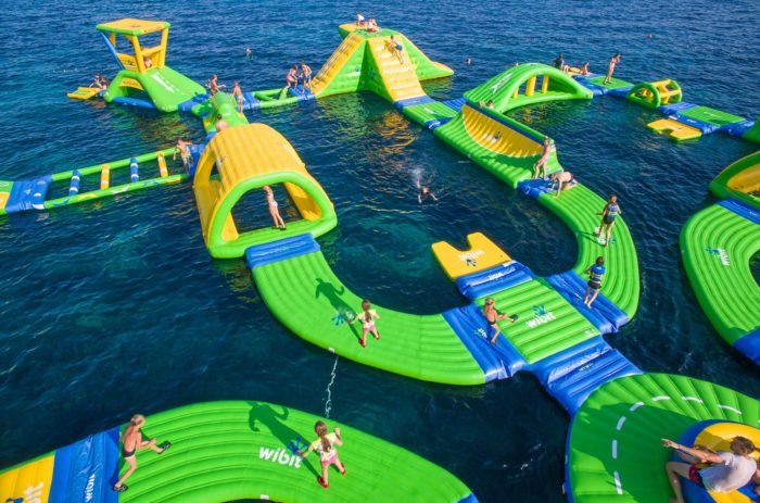 Inflatable Obstacle Course Myrtle Beach