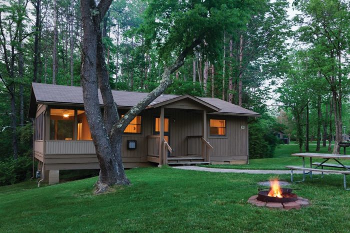 Hueston Woods Is A Beautiful Lodge Near Cincinnati