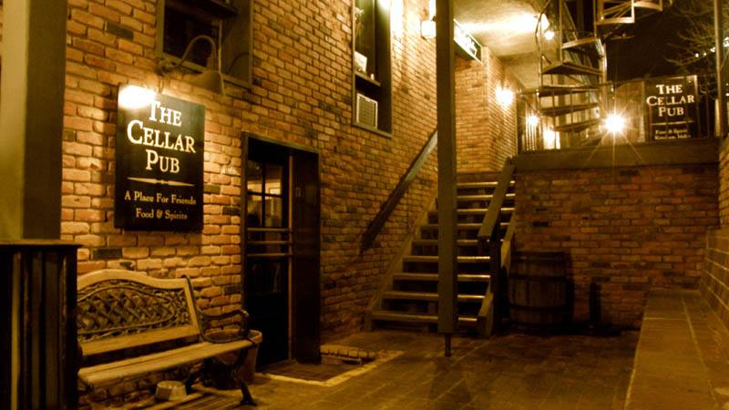 The Small Town Pub With The Best Food In Idaho: The Cellar Pub In Ketchum