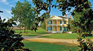 Step Into History At These 8 Arkansas Estates And Plantations