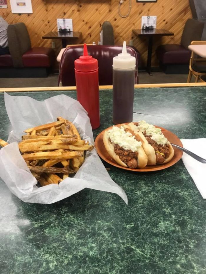 Hometown Hot Dog Millersport Ohio