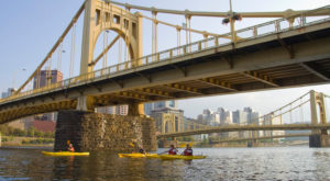 The Water Adventure Right In Pittsburgh That's Fun For The Whole Family