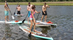This Mississippi Paddleboarding Adventure Is Perfect For People Of All Ages