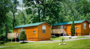 The Unforgettable Campground Near Pittsburgh That Belongs On Your Bucket List