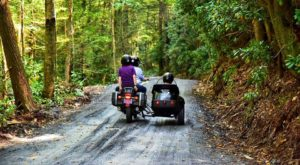 The Sidecar Tour That Will Whisk You Through The Pennsylvania Countryside