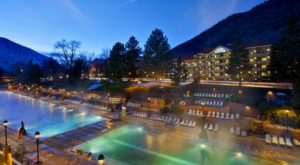 These Colorado Hot Springs Are Considered To Be Some Of The Best In The World… And You Are Going To Want To Take A Soak