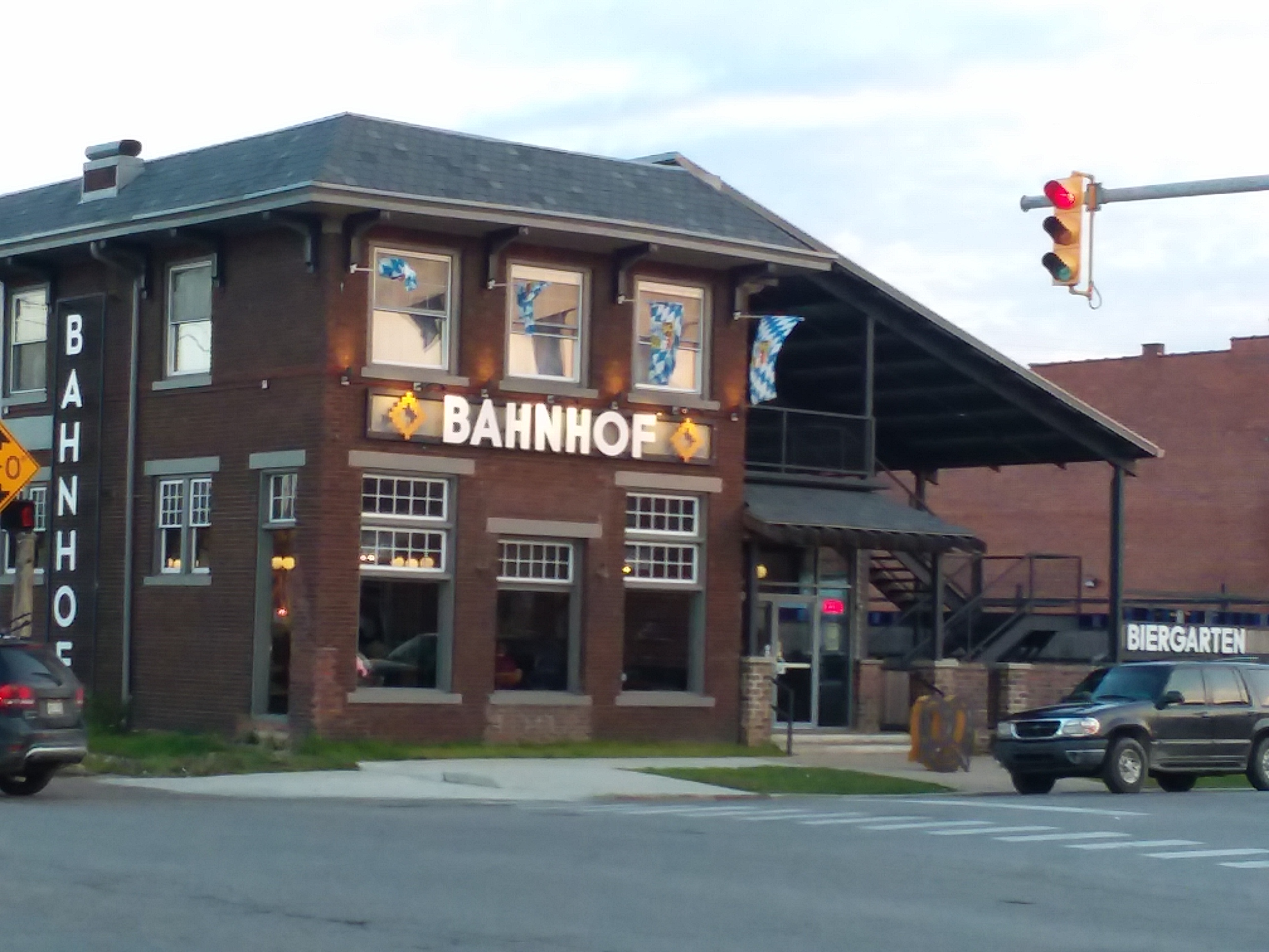 Bahnhof Is The Best German Restaurant In West Virginia