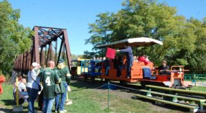 A Trip Across This Restored Railroad In Ohio Will Take You Back In Time