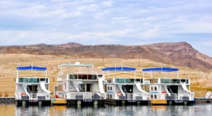 Get Away From It All With A Stay In These Incredible Nevada Houseboats