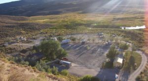 You'll Never Forget A Trip To This Old Gem Mine In Nevada