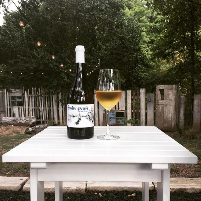 Lenoir Has The Best Backyard Wine Garden In Austin