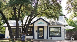 The Tiny Shop In Austin That Serves Homemade Ice Cream To Die For