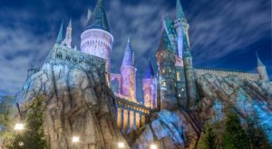 This New Rooftop Bar Has The Most Amazing Views Of Hogwarts