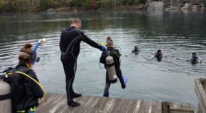 There's A Scuba Park Hiding In Tennessee That's Perfect For Your Next Adventure