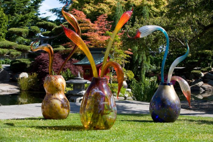 Chihuly At Biltmore In Asheville North Carolina Is Like