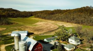 You'll Never Want To Check Out Of This Stunning 200-Acre Wisconsin Farm And Resort