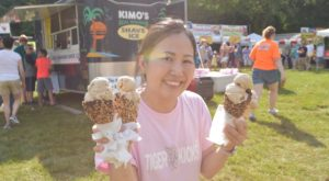 You Don't Want To Miss The Biggest, Most Delicious Ice Cream Festival In Delaware