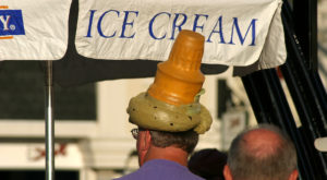 You Don't Want To Miss The Biggest, Most Delicious Ice Cream Festival In Iowa