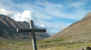 Most People Have Long Forgotten About This Vacant Ghost Town In Rural Alaska