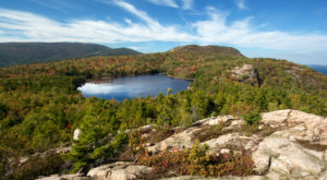 11 Gorgeous Hidden Lakes In Maine You'll Want To Visit Time And Time Again