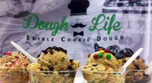 Raw Cookie Dough Is New Jersey's Newest Dessert Craze And Here's Where To Find The Best