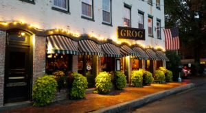 This Small Town Massachusetts Pub Has Some Of The Best Food In New England
