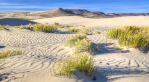 Wyoming's Singing Sand Dunes Are Unlike Any Place On Earth