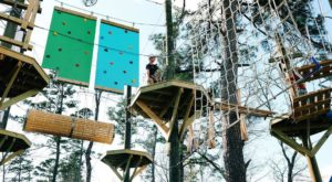This Aerial Adventure Course In Arkansas May Be The Most Fun You've Ever Had