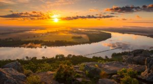 The Oldest State Park In Arkansas Is A Must-Visit