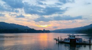 The One Of A Kind Ferry Boat Adventure You Can Take In Cincinnati