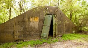 The Trail Near New Orleans That Takes You Straight To These Amazing WWII Era Bunkers