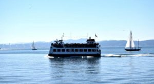 The One Of A Kind Ferry Boat Adventure You Can Take In Northern California