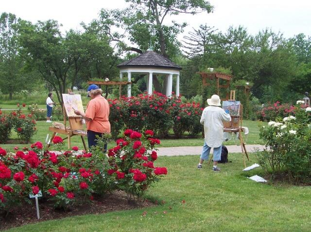Allentown Rose Garden There S A Beautiful Rose Garden In
