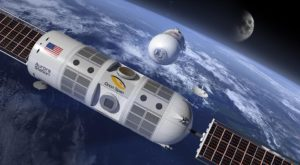 The Very First Space Hotel Could Open As Soon As 2021