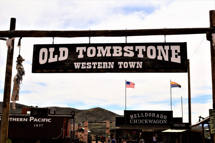 Tombstone, Arizona Is A Town Where You Can Still ...
