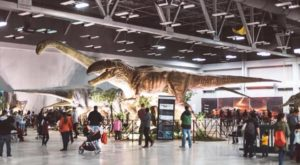 You Can Ride Dinosaurs At This Jurassic-Themed Event Coming To Kentucky