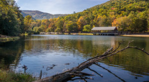 The Mountain Lake In Georgia That's One Of The World's Last Great Places