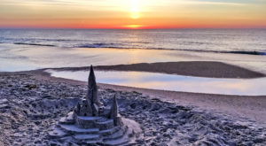 You Won't Want To Miss This Epic Sandcastle Festival On The Delaware Coast